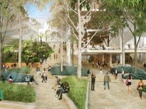 170316 - Sydney University Health Precinct